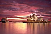 Australia / One of my goals is to go to the other side of the world, thats Australia. I would like to visit my friend Jan. / by ★ Jan Ankerstjerne ★
