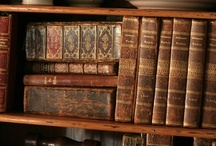 Love of old books / by Kathy Miller