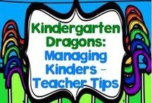Managing Kinders - LOTS of great teacher tips!! / This is a board is where I'm storing my ideas on things I want to use or try in my classroom to make every day go a little bit smoother.