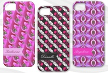 PHONE CASE & COVERS / Custom art mobile phone cases for iPhone, Galaxy Nexus, Galaxy S2, Galaxy S3, HTC + more