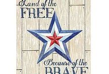 America the Beautiful / Celebrate the 4th of July or any time of year! / by Closeout Zone