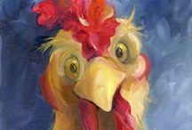 yummy! cluck