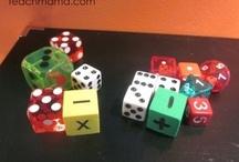 Math Games  / by Linda Murphy