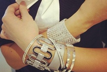 #banglemania / One is never enough … Share your arm parties by including #banglemania in your pin descriptions! / by Swarovski