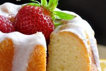 yummy! sweet - cakes&cupcakes&muffins / wonderful and warm delights from the oven
