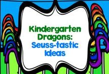 Seuss-tastic Ideas / I LOVE all things Seuss!  I love the message in his stories, and my kids love finding they rhyming words and Suess words!  We celebrate Dr. Seuss' birthday every year, and here is where I'm pinning ideas that I could use for that awesome day!