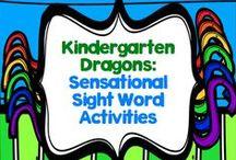 Sensational Sight Word Activities
