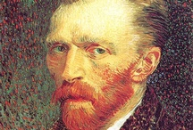 Vincent van Gogh Artwork / by Christopher Pernell Thames