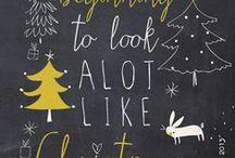 Christmas inspiration.