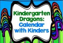 Calendar with Kinders - Songs, Chants, and a few other things