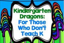 For My Teaching Family - Those not in the Wonderful World of Kindergarten :-)