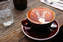 Cafe Culture / by Graphic Allusions
