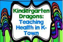 Teaching Health in Kindergarten
