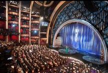 Swarovski and film: A sparkling history / Swarovski has been adding sparkle in Hollywood for generations since Dorothy first tapped her ruby red slippers in The Wizard of Oz. Swarovski crystal is a key creative ingredient at the Academy Awards, adding spectacular effect to the Oscar's set design, performance costumes and to the jewelry and fashion the nominees and film stars choose to wear on the Red Carpet. / by Swarovski