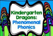 Phenomenal Phonics with Kinders