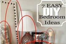 Master Bedroom redo / Decorating ideas and inspiration for the master bedroom. Lots of DIY master bedroom ideas #masterbedroom #diymasterbedroom #diybedroom #decorating