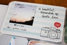 Project Life / Back-To-Basics scrapbooking without draining your time, energy or wallet!  / by Simon Says Stamp