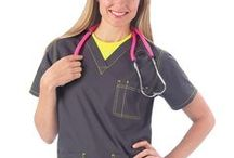A Splash of Neon / Taking it back to the 80s! We know you'll love these neon scrubs and accessories. / by Tafford Uniforms