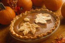 Frost on the Pumpkin / Thanksgiving, Autumn .... food, sights and entertaining. / by Anita (Elphie) Johnson