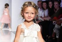 Sparkling Cuties / Mini fashionistas take to the catwalk.