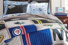 Rocco's hockey bedroom ideas