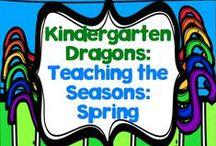 Teaching the Seasons: Spring