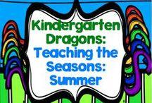 Teaching the Seasons: Summer