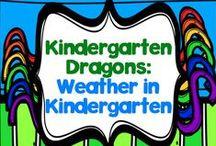 Weather In Kindergarten