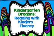 Reading with Kinders: Fluency