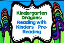 Reading with Kinders: Pre-Reading