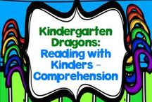 Reading with Kinders: Comprehension Strategies
