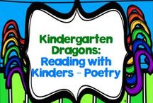 Reading with Kinders: Poetry