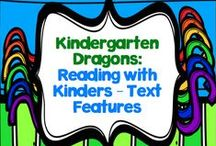 Reading with Kinders: Text Features