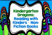 Reading with Kinders: Non-fiction Books