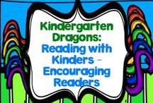 Reading with Kinders: Encouraging Reading at Home