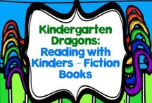 Reading with Kinders: Fiction Books