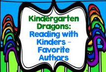 Reading with Kinders: Favorite Authors