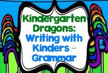 Writing with Kinders: Grammar