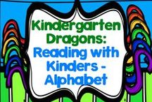 Reading with Kinders: Alphabet Books