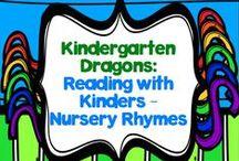 Reading with Kinders: Nursery Rhymes