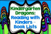 Reading with Kinders: Book Lists
