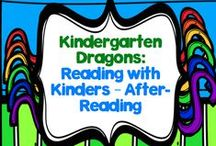 Reading with Kinders - After Reading