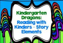 Reading with Kinders: Story Elements