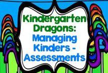 Managing Kinders: Assessments, Data, Information