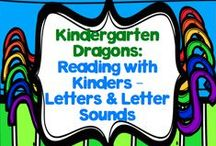 Reading with Kinders: Letters and Letter Sounds
