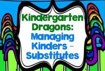Managing Kinders: Substitutes