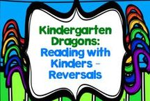 Reading With Kinders: Reversals