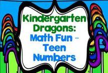 Math Fun: Teen Numbers