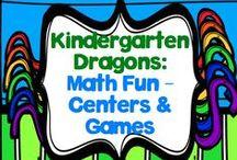Math Fun: Centers/Games