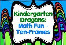 Math Fun: Ten Frames